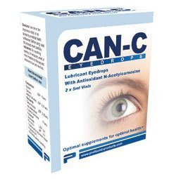 CAN-C Eye Drops 2x 5ml Vials (Can C Drops compare prices)