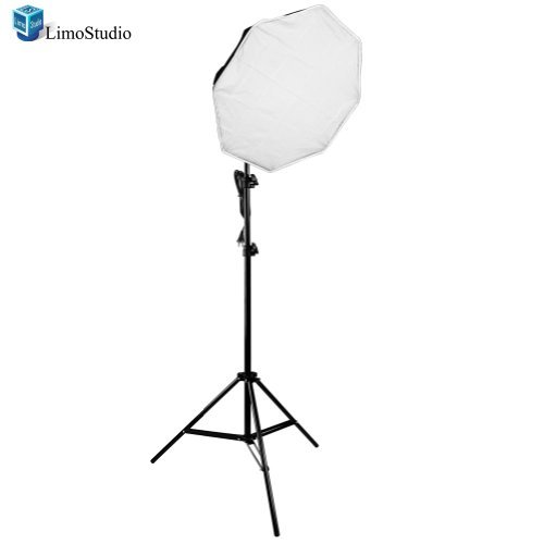 LimoStudio-Photography-Video-Studio-Continuous-Softbox-Lighting-Light-Kit-with-Photo-CFL-105W-Bulb-AGG702