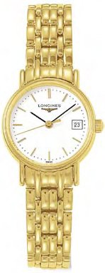 Longines Lagrande Classique Presence Quartz Women's Watch