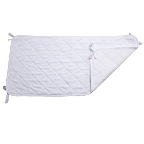 NoJo Coral Fleece Sheet Savers - Ivory, Pack of 2