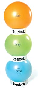 Reebok Gymball Stacker Ring - White