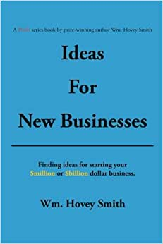 Ideas For New Businesses