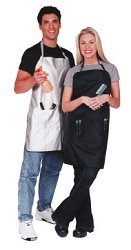 Hair Stylist Reversible Nylon Operator Apron by Scalpmaster