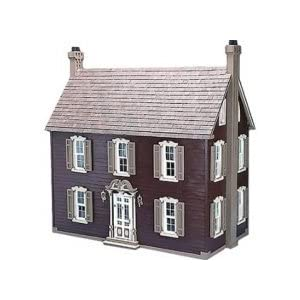 Willow Wooden Dollhouse Kit