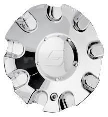 Mr. Lugnut C1029501C Chrome Plastic Center Cap for S.95-18