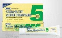 BENZOYL PEROX GEL 5 Percent (1.5 Oz) (Erythromycin Cream compare prices)