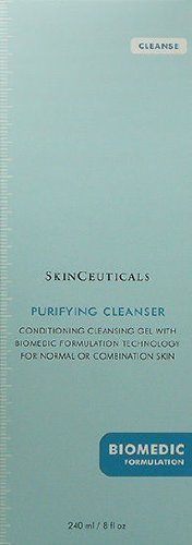 Skinceuticals Purifying Cleanser Gel Biomedic 240ml(8oz) : 1 Piece (Biomedic Purifying Cleanser compare prices)