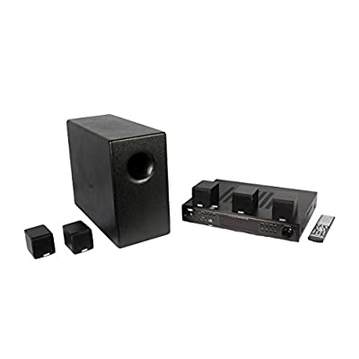 PANDA AUDIO CINEMA 5.1CHANNEL HOME THEATRE SYSTEM KV-8787