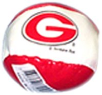 "NCAA Georgia Bulldogs Hacky Sack Ball ""G"""