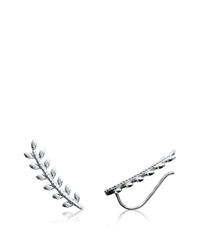 BALI Jewelry Ohrringe Ear Cuff Sterling-Silber 925