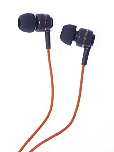 SoundMAGIC ES18 In-Ear Headphones, 15Hz-22KHz Frequency Range, Orange
