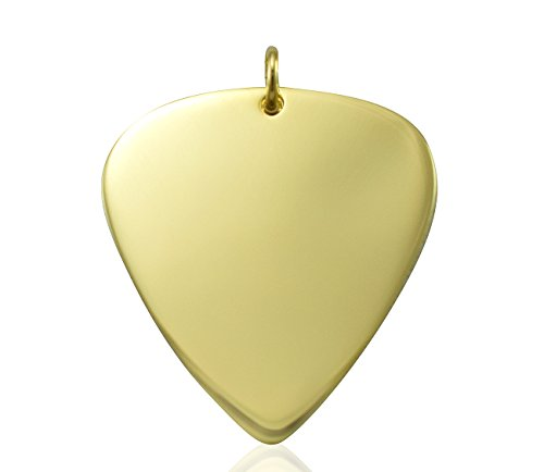 Anhnger-in-Form-eines-Plektrums-mit-Kette-9-kt-Gold-Schmuck-Geschenkset-406457508-cm-oder-nur-Anhnger