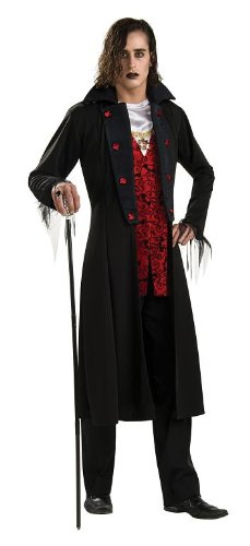 Men's Royal Vampire Halloween Costume