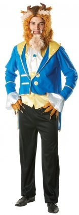 costumes beauty and the beast adult STandard