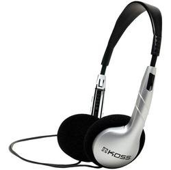 Koss Featherweight UR5 Stereo Headphones with Foam Ear Cushions