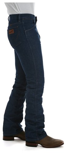 Men's Wrangler® Traditional Slim Fit Boot Jeans 32