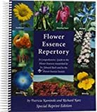 img - for Flower Essence Repertory: A Comprehensive Guide to the Flower Essences researched by Dr. Edward Bach and the Flower Essence Society book / textbook / text book