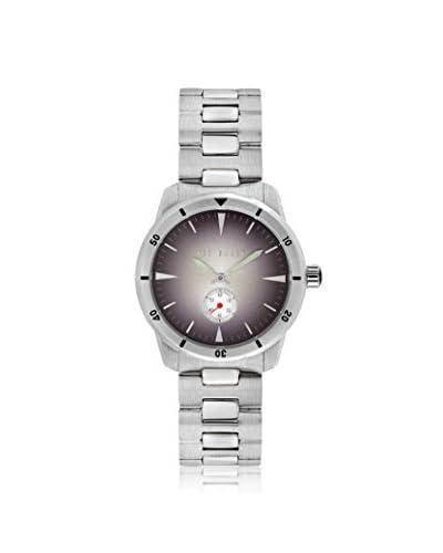 Ted Baker Men's TE3050 Silver/Black Stainless Steel Watch