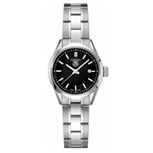 TAG Heuer Women's WV1414.BA0793 Carrera Watch by TAG Heuer
