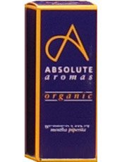 Absolute Aromas Organic Chamomile Roman Essential Oil