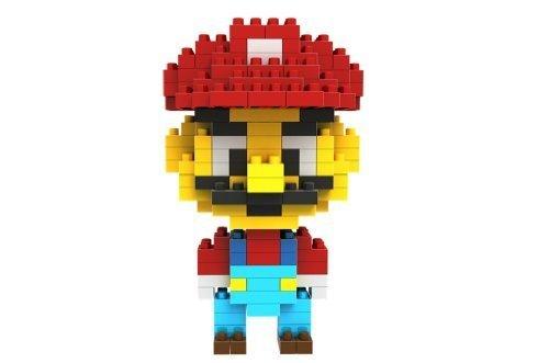 GRHOSE Loz Super Mario Lego Gift Series Diamond Blocks - 1