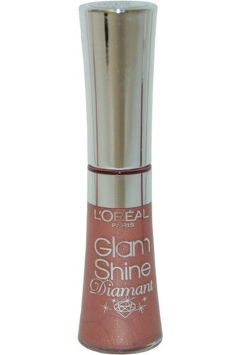 L'Oreal Glam Shine Diamant Lip Gloss - 166 Quart Carat