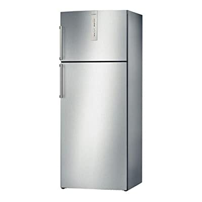 Bosch KDN56AI50I Frost-free Double-door Refrigerator (509 Ltrs, 3 Star Rating, Stainless Steel)