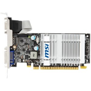 Msi Computer Msi N8400gs-md512h Geforce 8400 Gs Graphic Card - 567 Mhz Core - 512 Mb Ddr3 Sdram - Pci Express X -