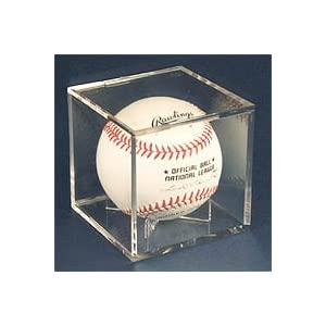 Baseball Cube Ball Holder Display Case Coupons Promo Codes Discounts