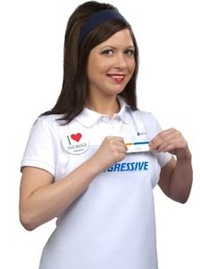 Flo (Progressive Insurance) - Wikipedia,.