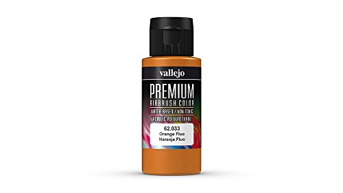 Vallejo Color Fluorescent Orange Premium RC Colors