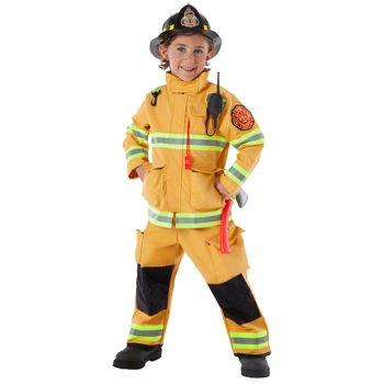 Teeto (Firefighter Jacket Costume)