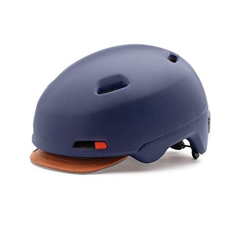 GIRO(ジロ) SUTTON Helmet MIPS サットン サイクリング ヘルメット ミップステクノロジー搭載モデル (Matte Navy, L (59-63cm)) [並行輸入品]