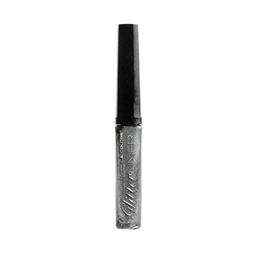L.A. Colors Glitter Eyeliner 711 Iced (La Colors Eye Liner compare prices)