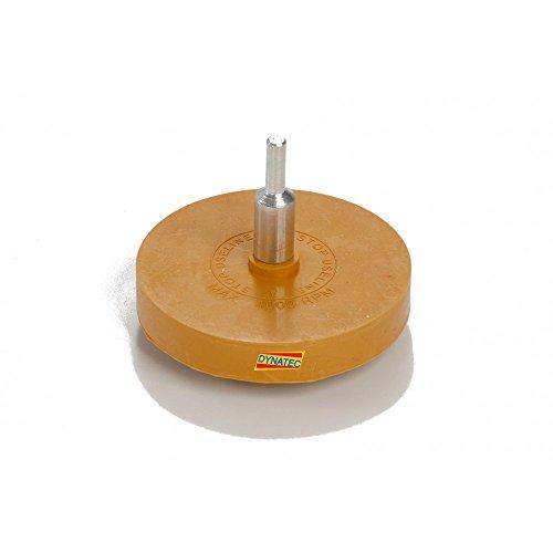 Marron-Caramel-gomme-axe-de-roue-Caoutchouc-Sticker-Bandes-adhsives-dissolvant--colle