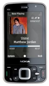 Nokia N96 GSM Quadband 16GB Smartphone (Unlocked)