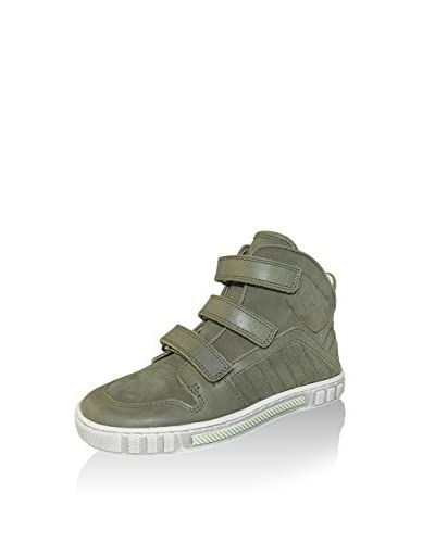 MOVE BY MELTON Sneaker Alta [Verde]