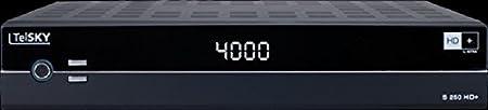 HDTV 250 HD + numérique TelSKY récepteur satellite