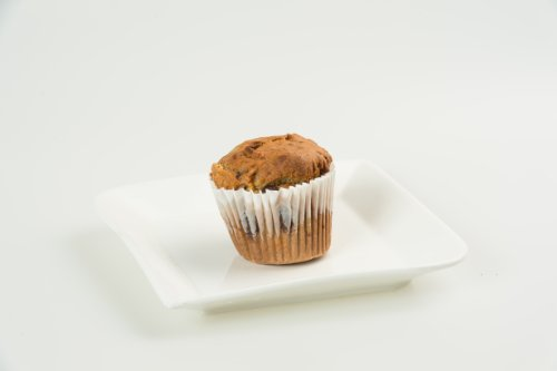 Gluten-free Banana Chocolate Chip Muffin