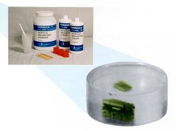 Formula-1 Acrylic Cold Mounting Kit