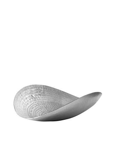 Torre & Tagus Mantra Hammered Curved Platter