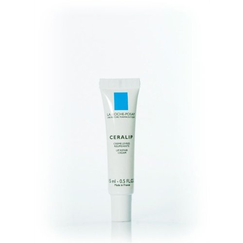 La Roche-Posay Ceralip Lip Repair Cream, 0.51 Fluid Ounce.