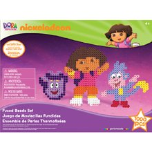 Nickelodeon Dora The Explorer Fuse Bead Value Activity Kit