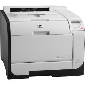 Hp Laserjet Pro 400 M451Nw Laser Printer - Color - Plain Paper Print - Desktop
