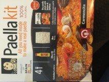 Carmencita Easy Cooking Paella Kit - All you need to make real paella