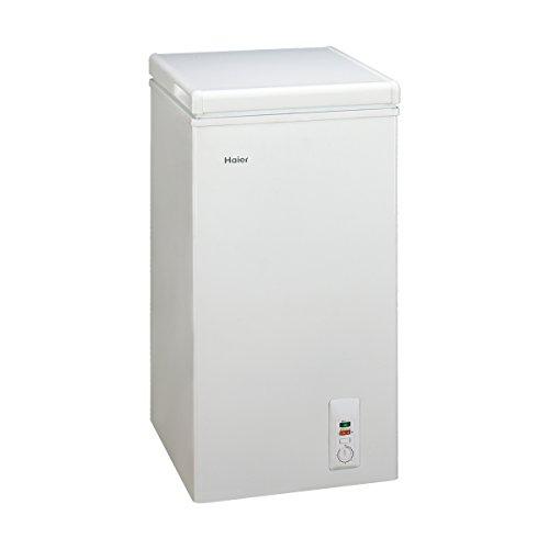 Haier - Congelatore a Pozzo a Libera Installazione BD66GAA Finitura Bianco da 44cm