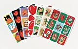 Eureka Holiday Sticker Assortment Giant Stickers, 432 1.31 inches 1.75 inches Stickers