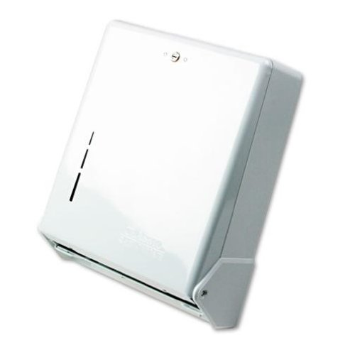 Paper Towel Dispenser For C-Fold Or Multifold Paper Towels