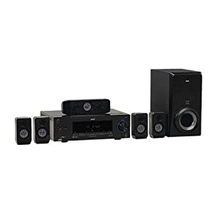 RCA Rt2770 5.1-Channel, 1000-Watt Receiver Home Theater System (Discontinued by Manufacturer)
