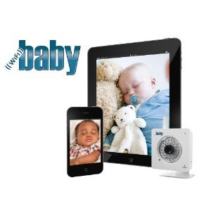 Best Prices! WiFi Baby (2012 Version -1st Gen) - iPhone, iPad, Android, Mac, PC Baby Monitor. Wirele...